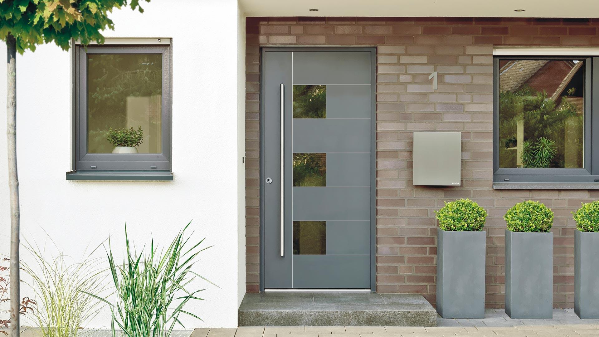 Astounding Haustüren Bilder Ideen Von Türen Und Türanlagen